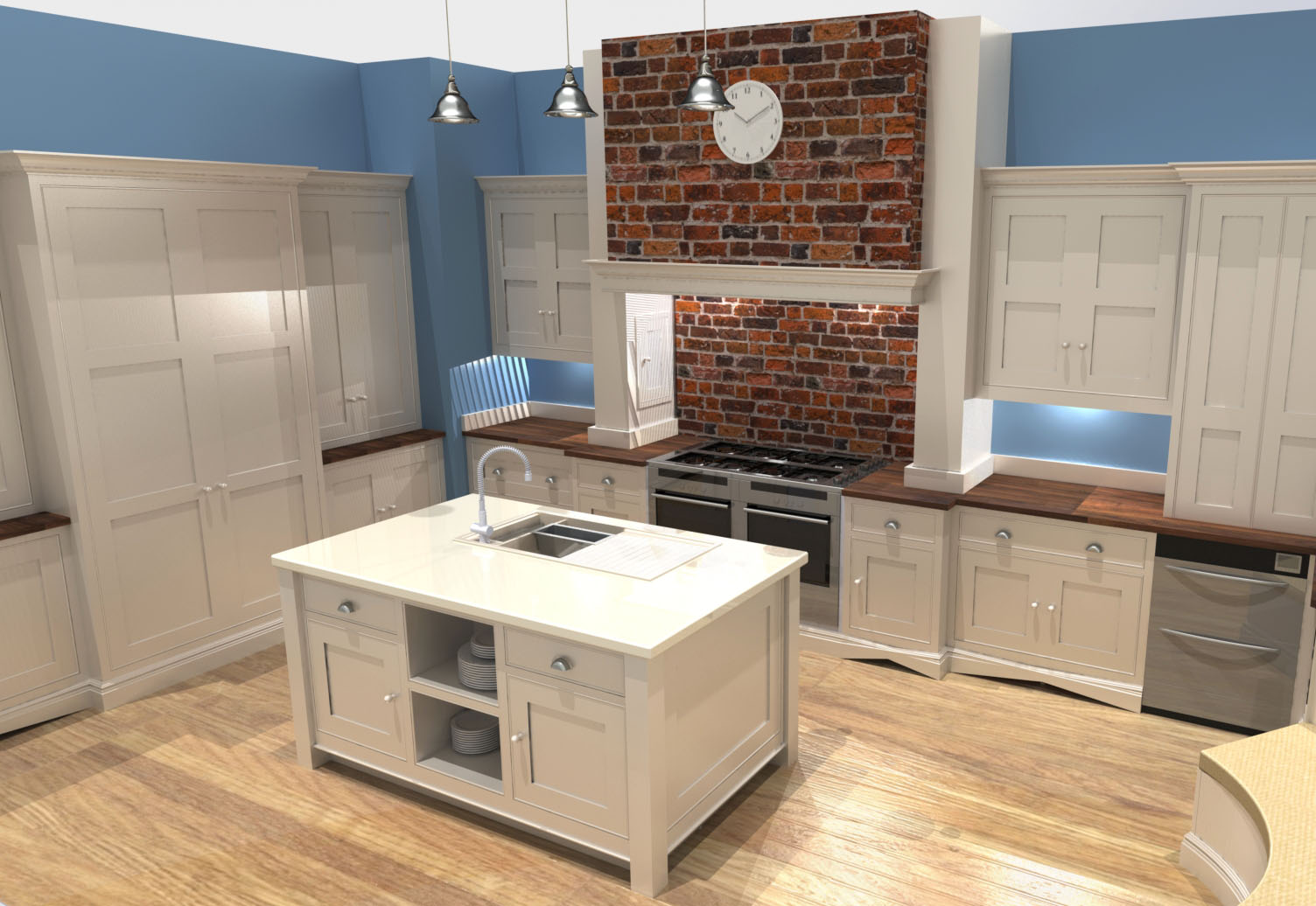 Kitchen Design Whiteladies Road